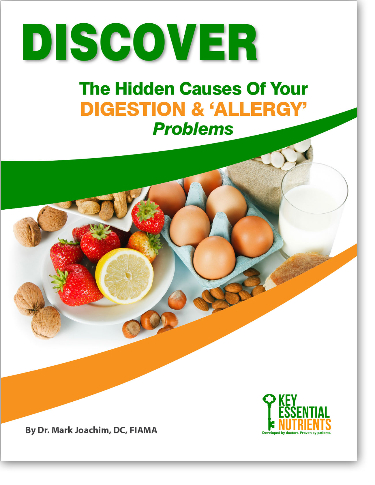Discover The Hidden Causes Of Your Digestion & 'Allergy' Problems